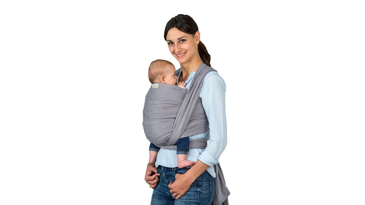 ... Šátek na nošení dětí Carry Sling grey 450. Amazonas Carry Sling grey 5714c8d5a0