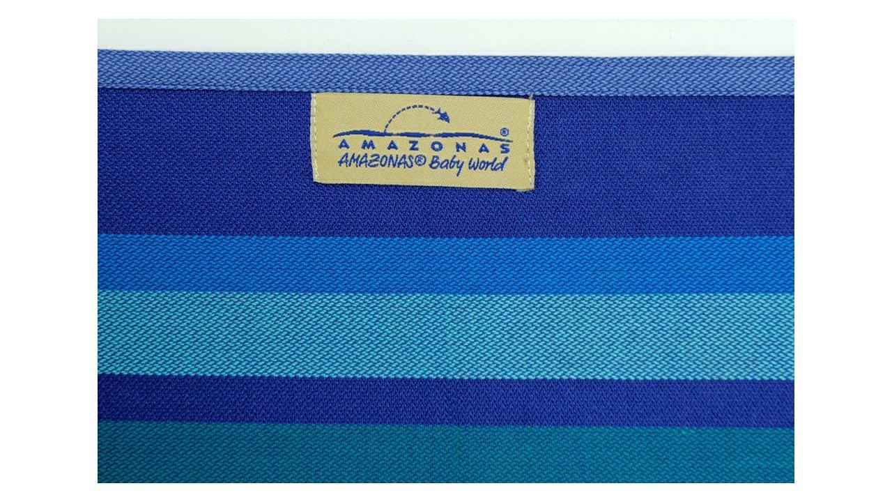 2ebb4b7fa2f Šátek na nošení dětí Carry Sling Laguna 510