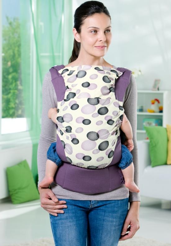 Nosítko na děti Smart carrier blueberry